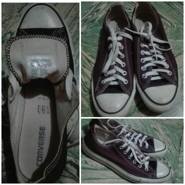 Converse Brown Shoes