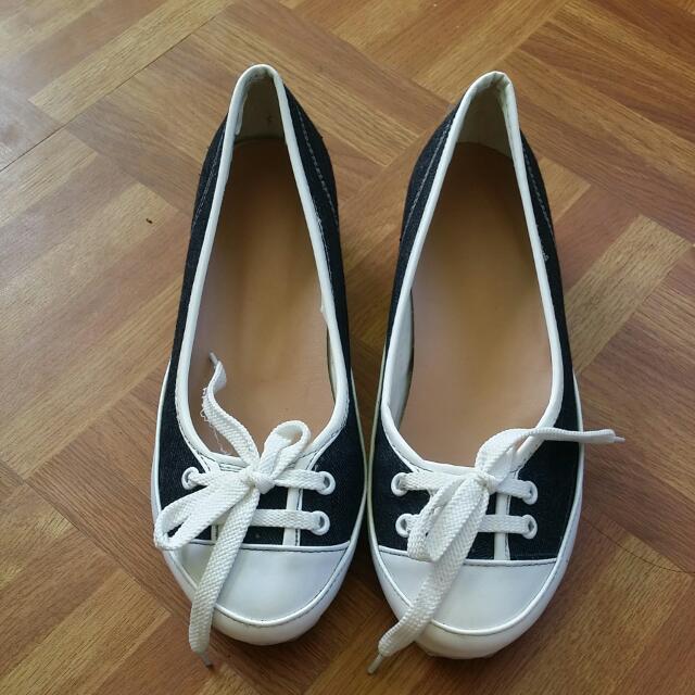Denim Shoe