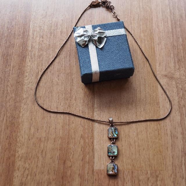 Diana Ferrari Bronze Necklace