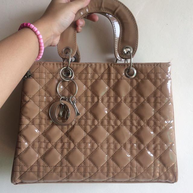 Dior Handbag (Mocca)