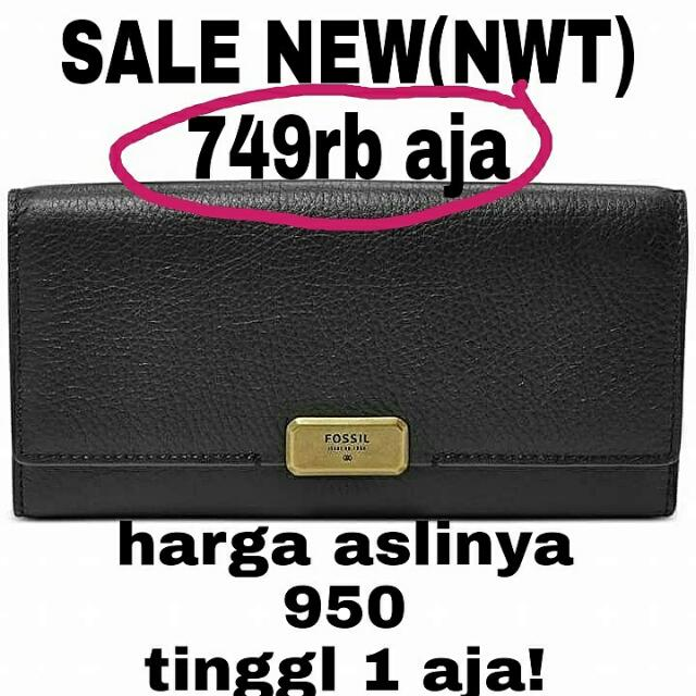 Dompet Fossil New Hrgsecond