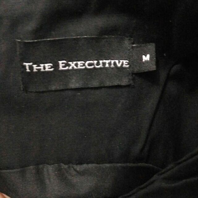Dress The Executive Black