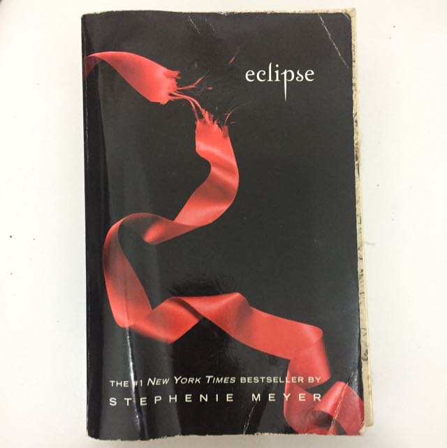 Eclipse By Stephanie Meyer