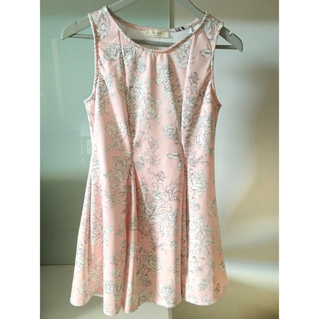Brand New Elodie Floral Dress