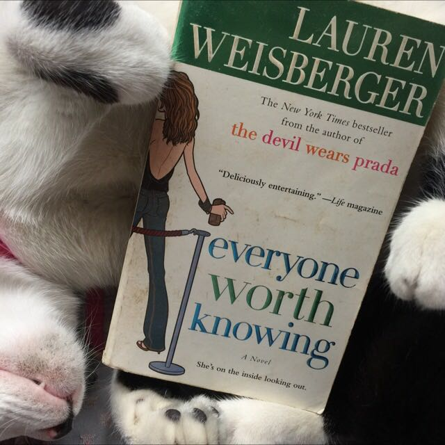 Everyone Worth Knowing by Lauren Weisberger