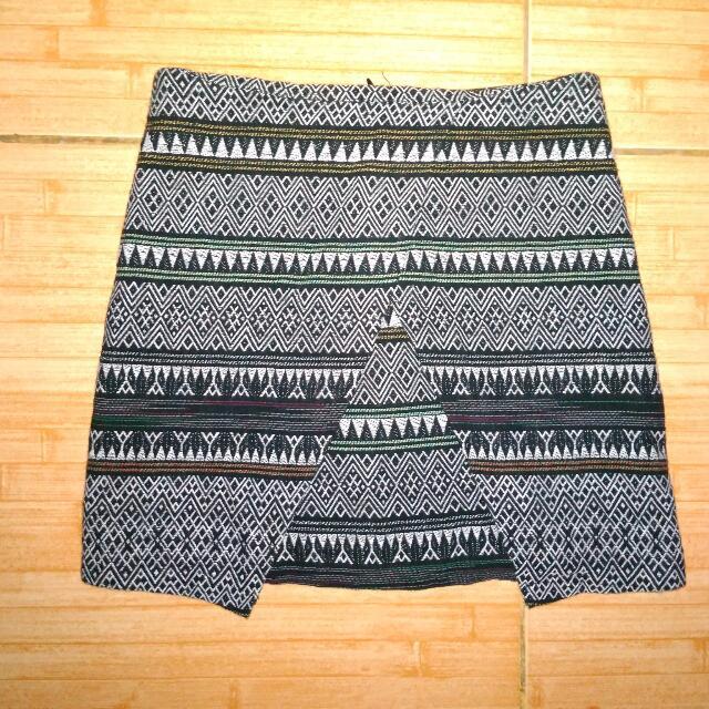 Fyn Tribal Skirt
