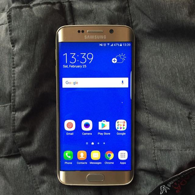 Galaxy S6 edge 32gb Unlocked