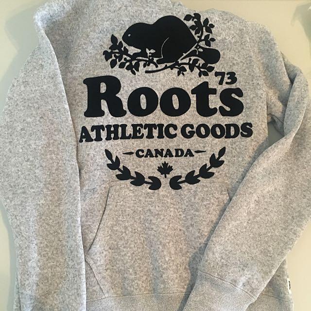 Grey Roots Hoodie