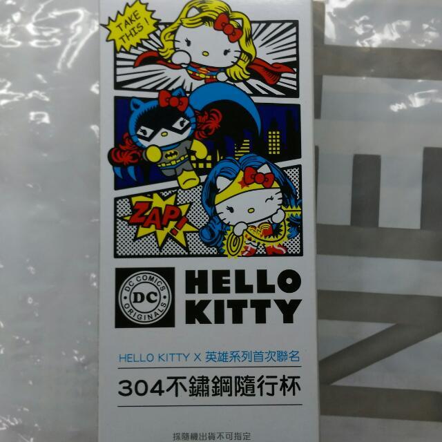 Hello Kitty 304不鏽鋼隨行杯