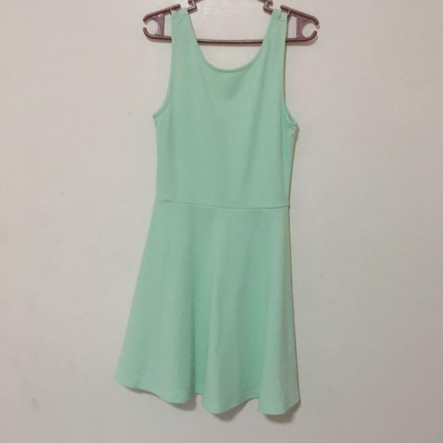 H&M Mint Green Dress