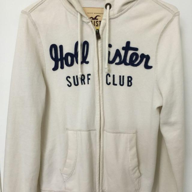 Hollister海鷗A&F外套