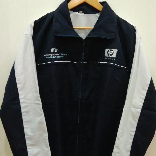 HP/BMW Williams F1 Jacket.
