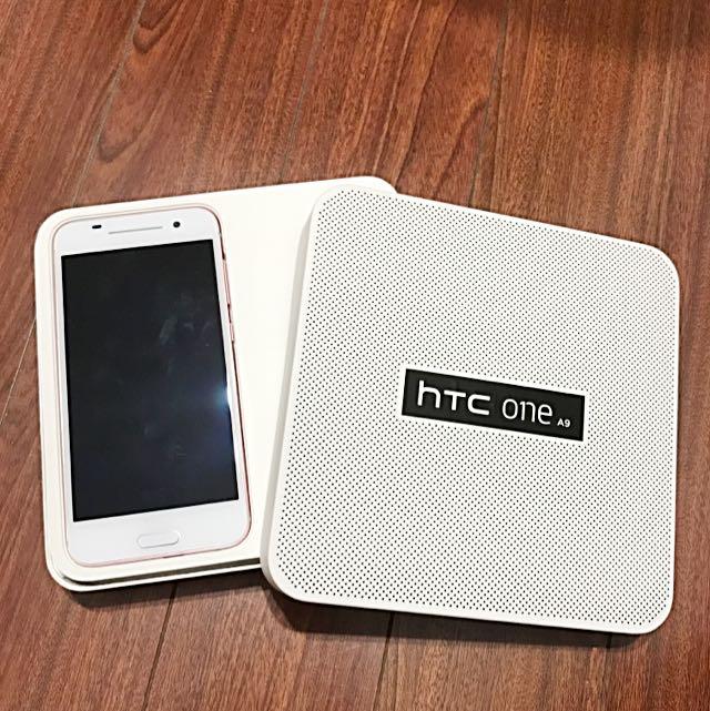 HTC One A9 粉紅色(16G)