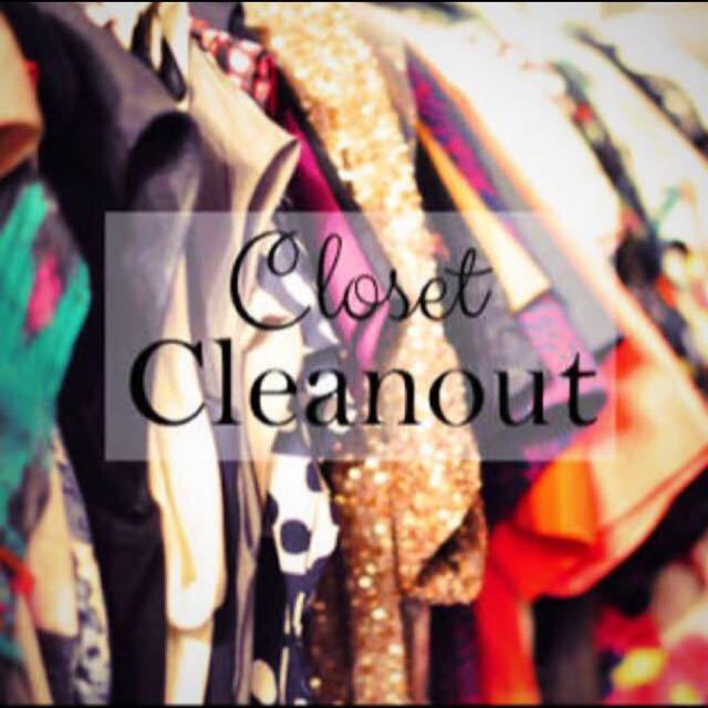 Huge Designer Closet Clean Out Everything Must Go Everything $10 Bulk Deals Available