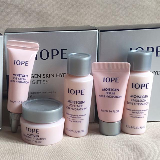 Sale!! ❤️ IOPE Moistgen Skin Hydration Kit