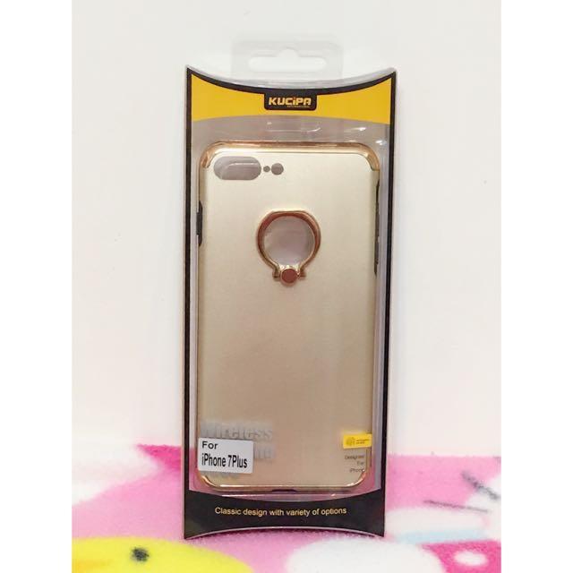 iPhone 7 Plus 手機殼 金屬支架