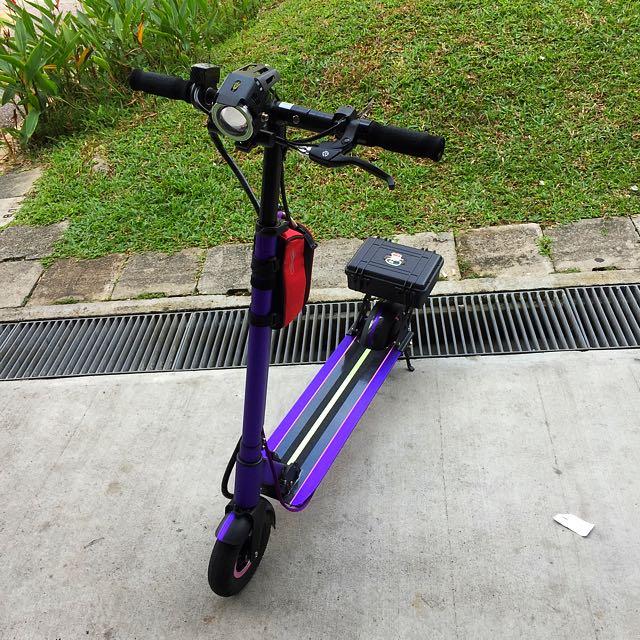 Joyor R1 24v 250w 8ah Electric Scooter, Bicycles & PMDs