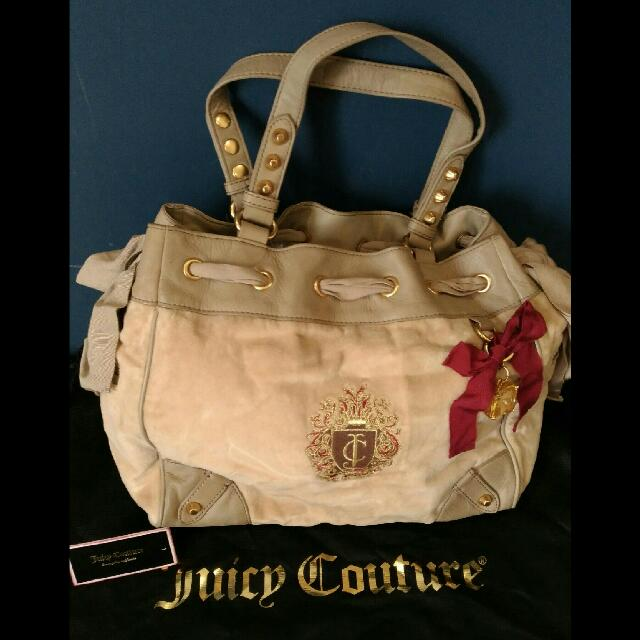 Juicy Couture Daydreamer Bag - Authentic