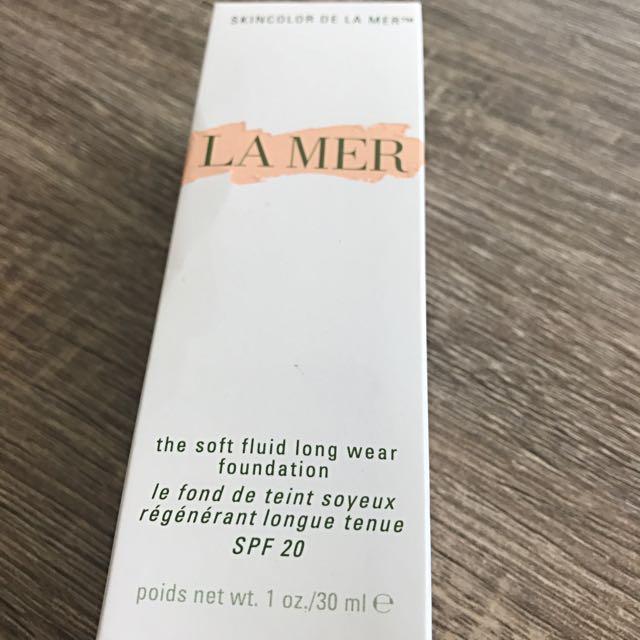 LAMER FLUID LONG WEAR FOUNDATION