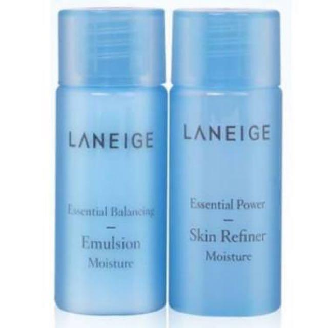 LANEIGE essential Emulsion Moisture