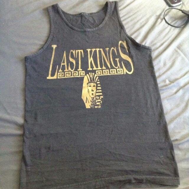 Last Kings Singlet