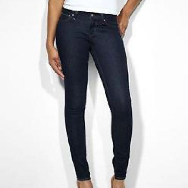 various kinds of elegant shape new images of Levi's Low Rise Skinny Jeans | Demi Curve