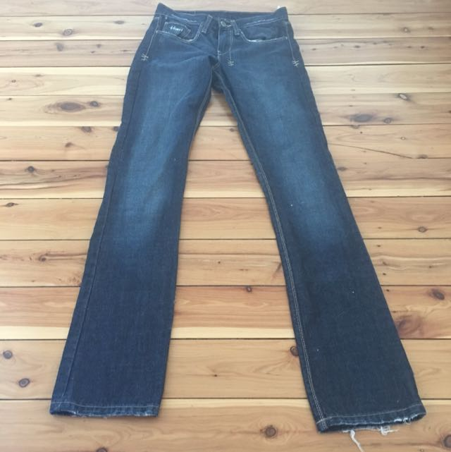 Limited Addition Tsubi Straight Leg Jeans Size 6