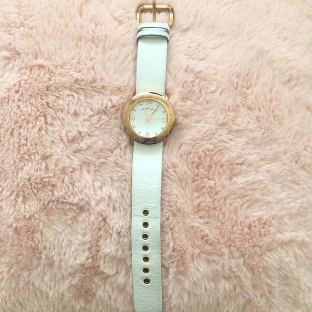 Marc Jacobs Rose Gold Amy Watch