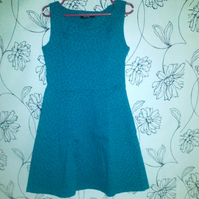 Meg Green Dress