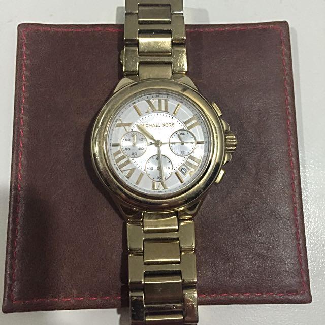 Michael Kors Oversize Watch