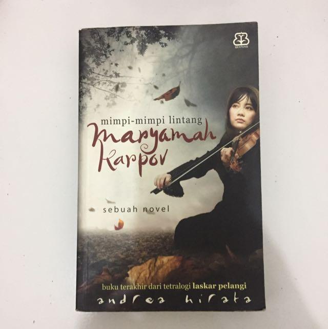 Mimpi-mimpi Lintang Maryama Karpov