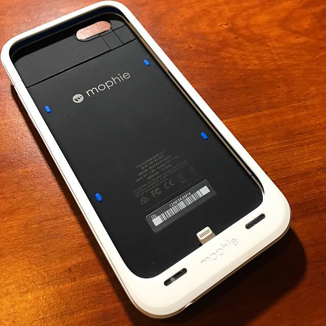 new product 13b1c c86cb Mophie Juice Pack Plus iPhone 6