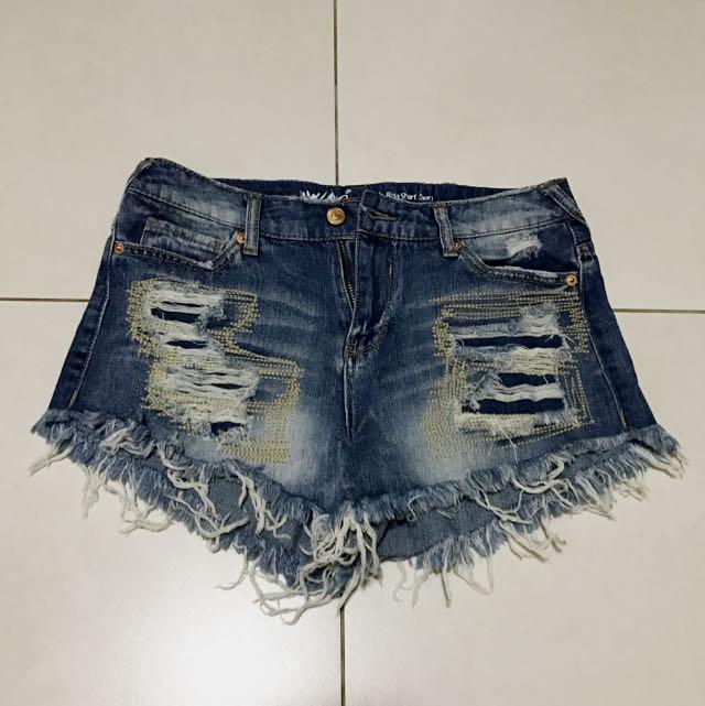 Mossimo® Demin Hire Rise Shorts