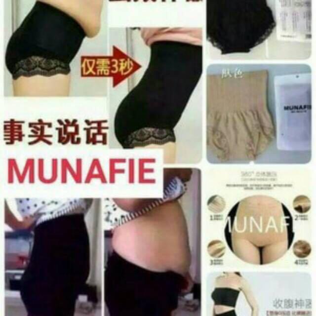 MUNAFIE ORIGINAL SLIMMING PANTS
