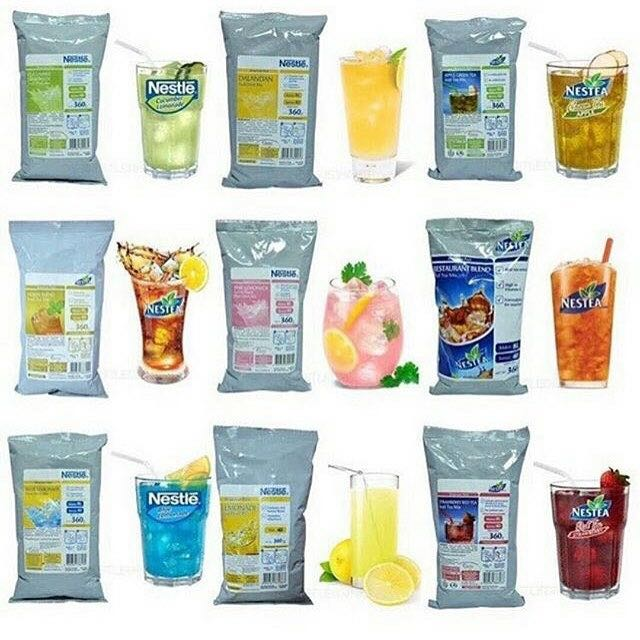 Nestle Drinks