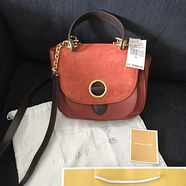NEW Michael Kors Isadore Bag
