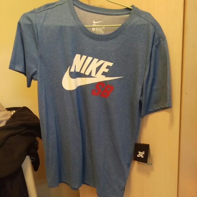 Nike SB復古藍