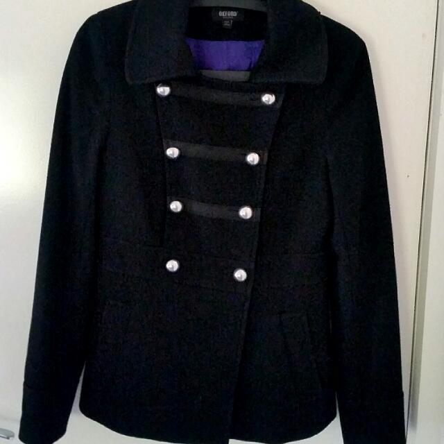 Oxford Woolen Jacket 10