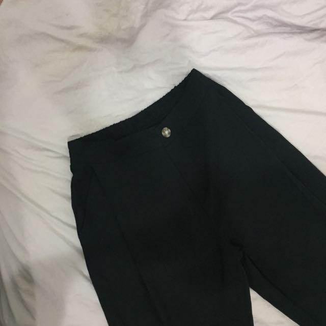 pazzo設計感寬褲