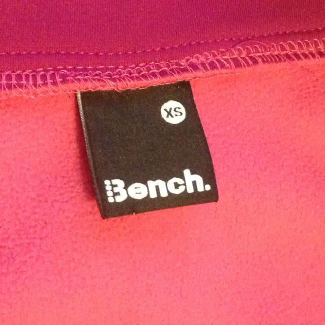 Pink Bench Sweater