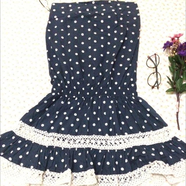 Polkadot Dress Brand Colorbox
