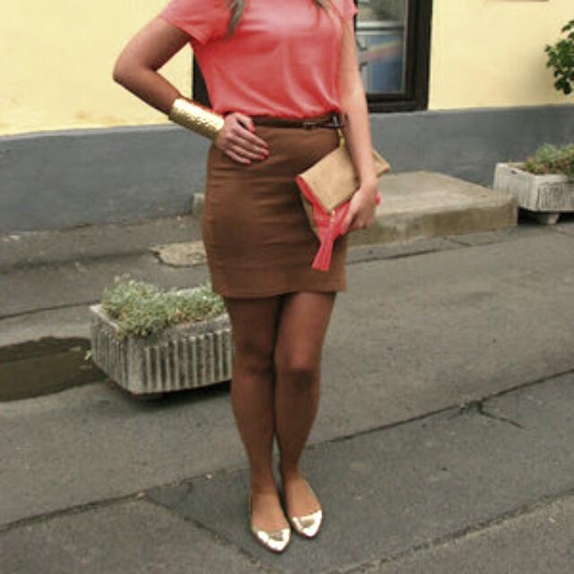 PRE💚 Zara Skirt