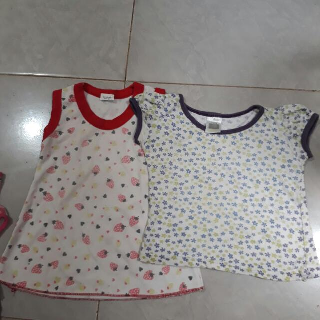 Preloved Kaos Anak