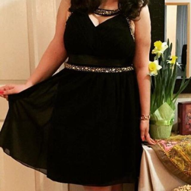 Prom Dress Suzy XL