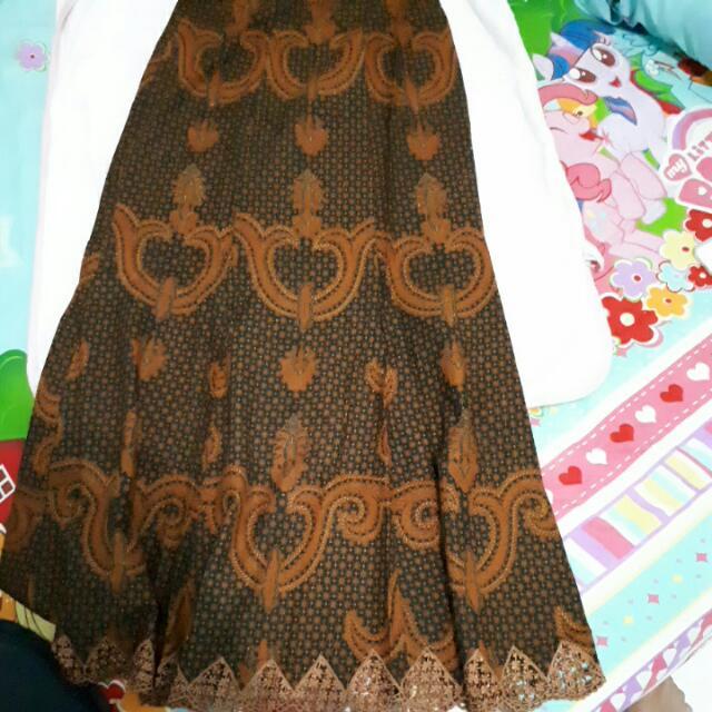 Rok Batik - Uk M Merk Batik Keris ,