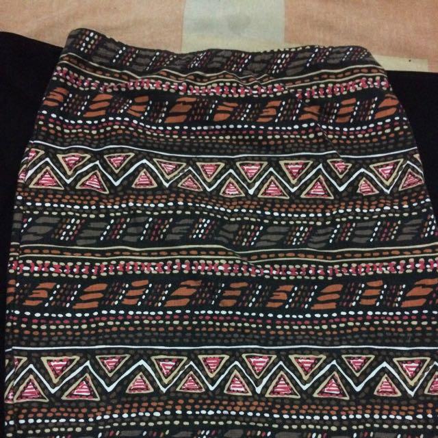 Rok Skirt Span Trimbal
