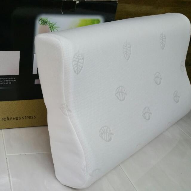 Rucas Memory Foam Pillow