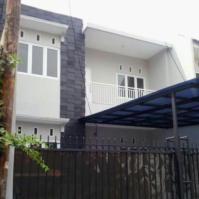 Rumah di jual daerah Cipete Jaksel