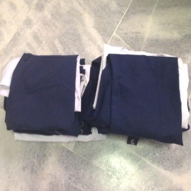 School Uniform Set (penal form & bj kurung)