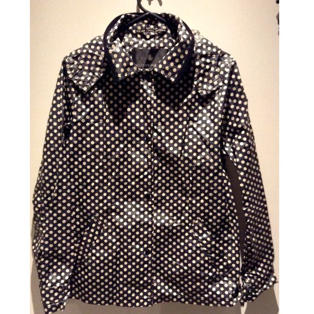 "Price Drop Raincoat ""la Maison Scotch"""